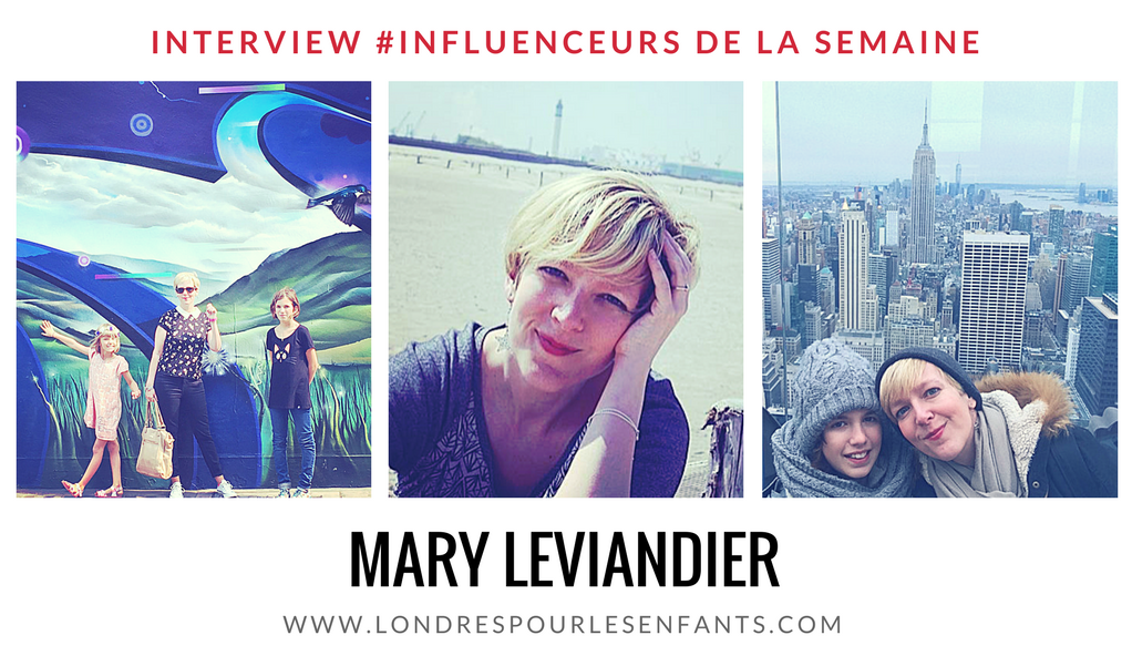 Mary Leviandier influenceuse Maman Parents
