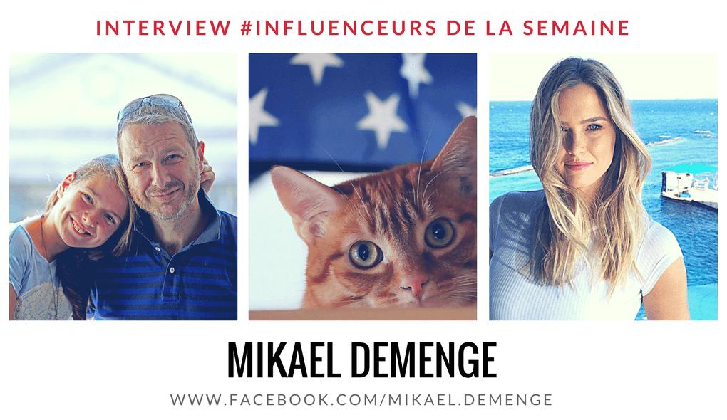 Découvrez notre influenceur de la semaine : le fashion blogueur «Mikael Demenge» !