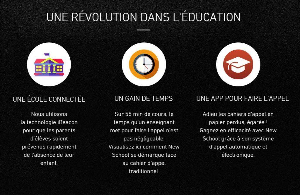 New School - startup coups de coeur Value your network