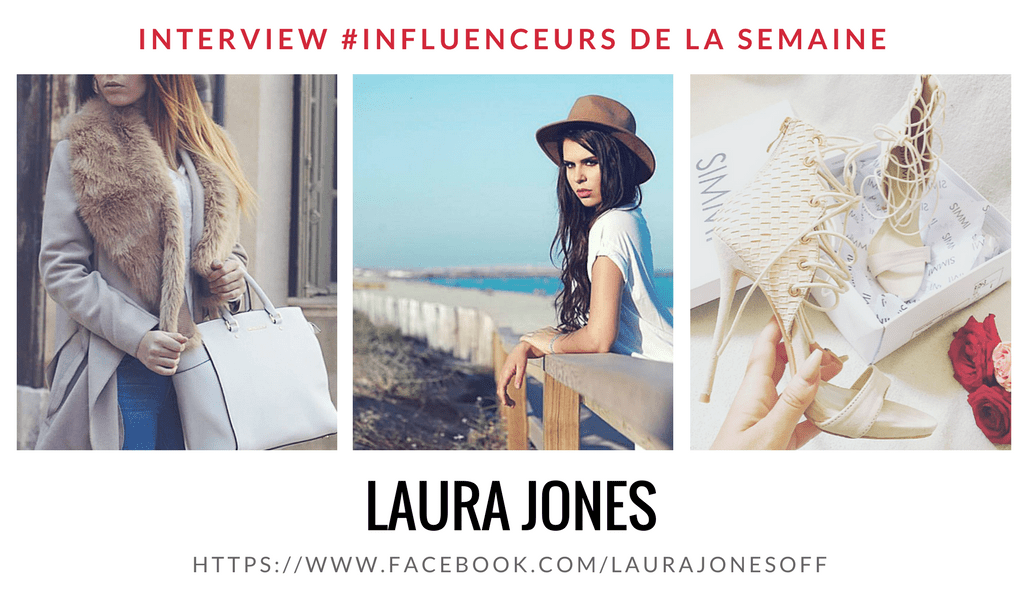 Laura Jones influenceuse voyage