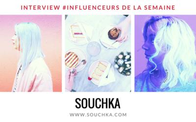 """Découvrez notre influenceur de la semaine : la colorée """"Souchka"""" !"""