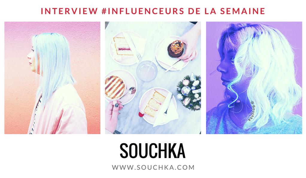 Découvrez notre influenceur de la semaine : la colorée «Souchka» !