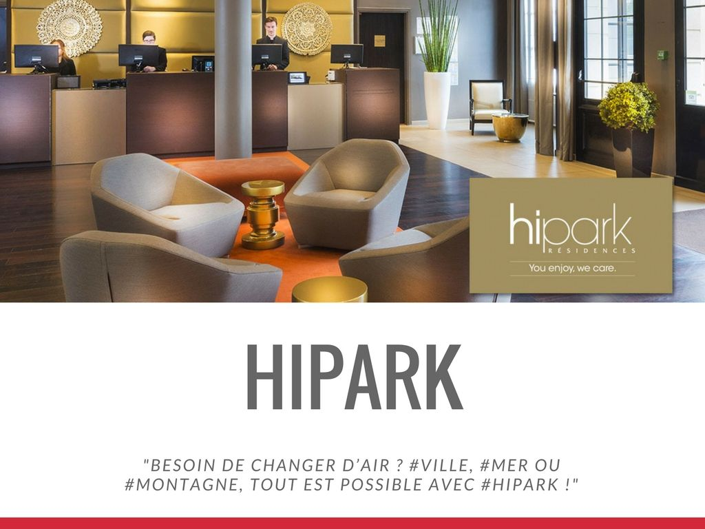 Campagne Hipark Value Your Network