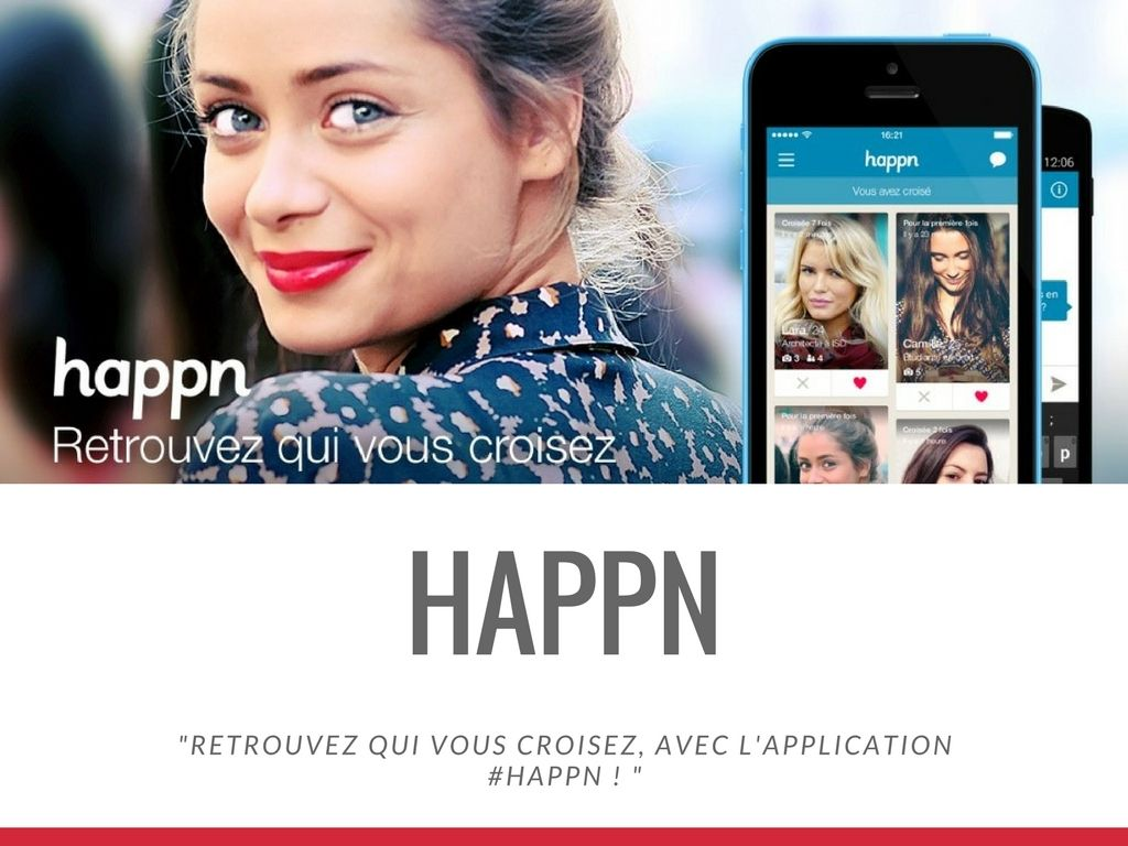 Campagne Happn Value Your Network