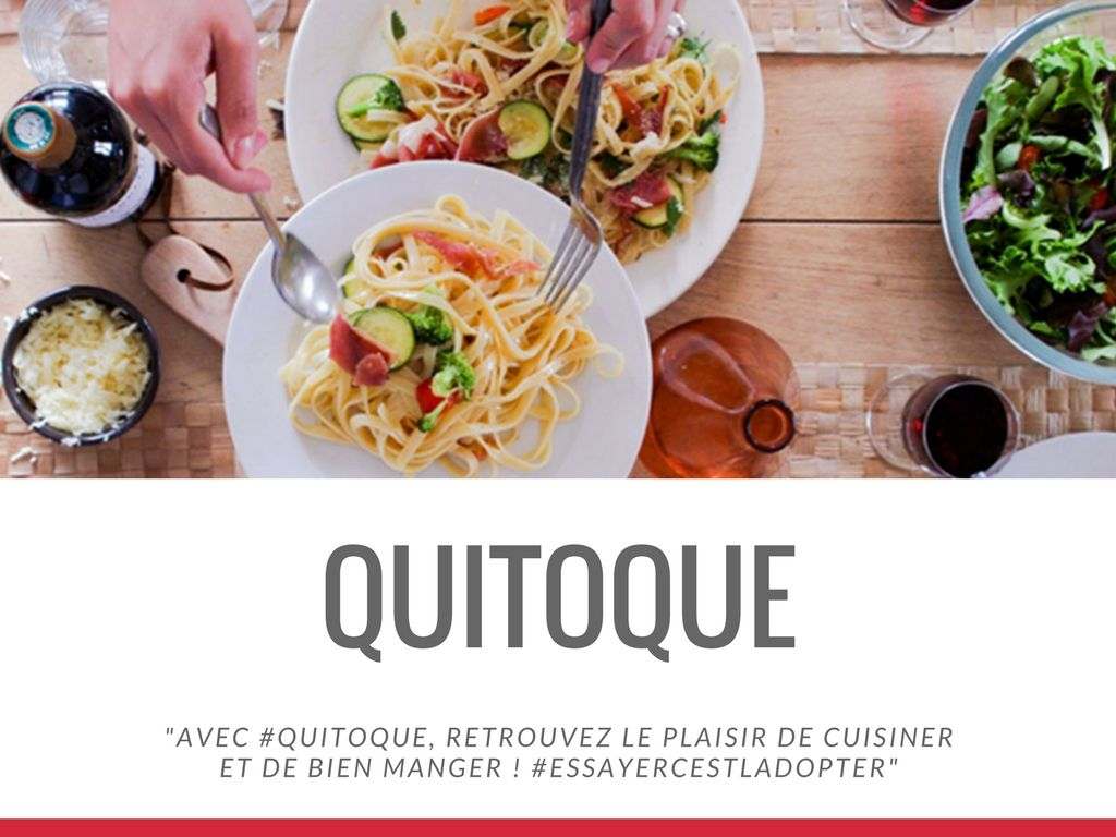 Campagne Quitoque Value Your Network