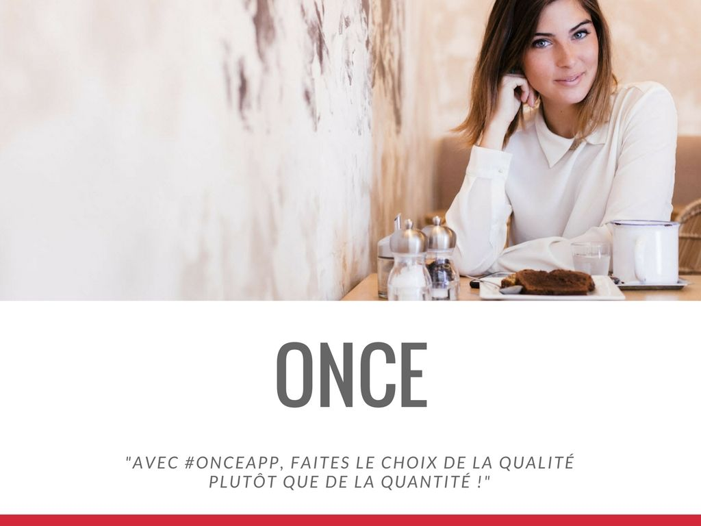 Campagne Once Value Your Network