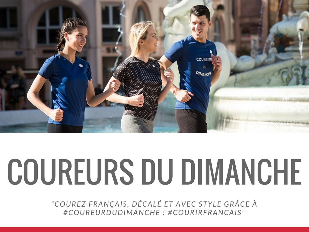 Campagne Coureurs du dimanche Value Your Network