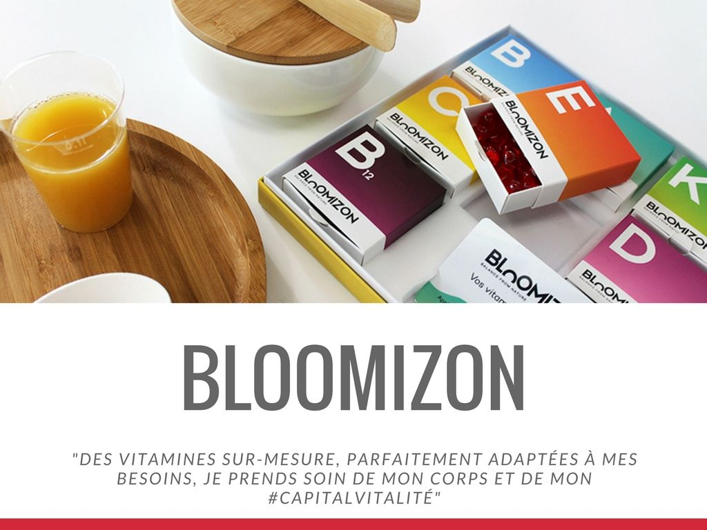 Campagne Bloomizon Value Your Network
