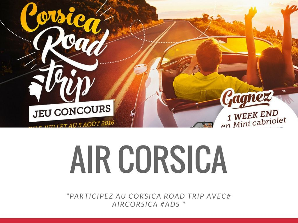 Campagne Air corsica Value Your Network