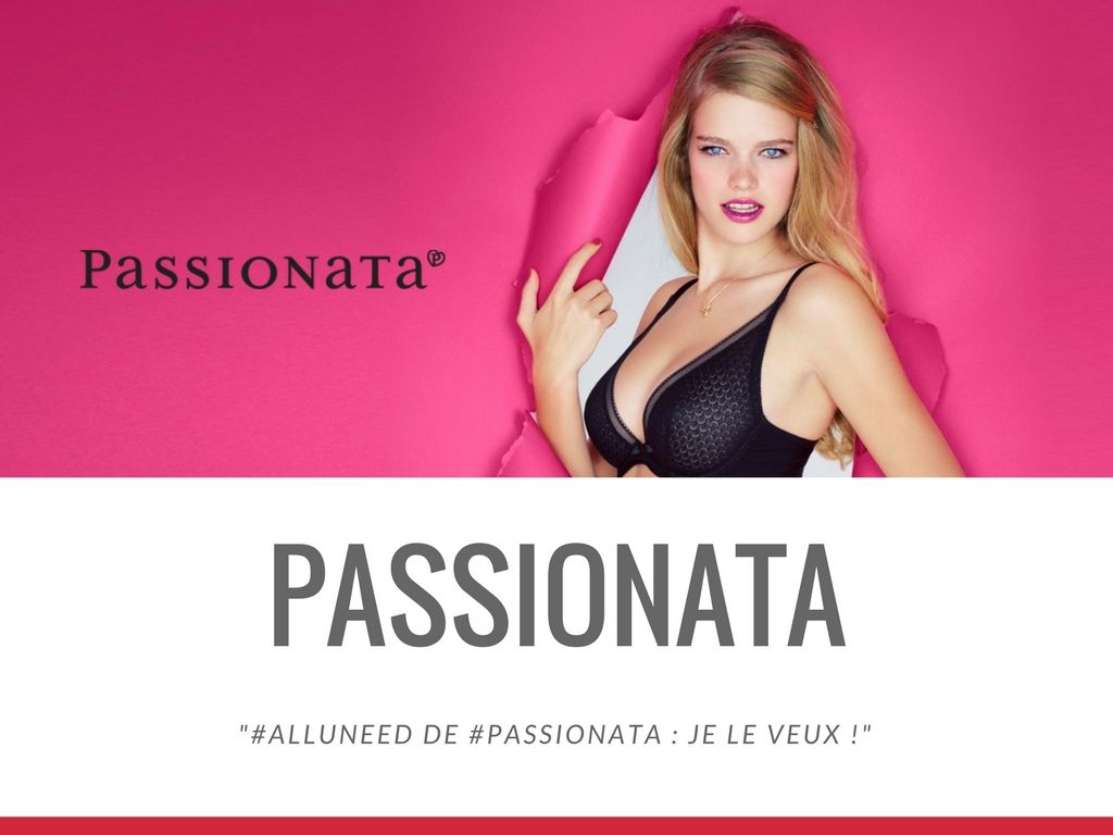 Campagne Passionata Value Your Network