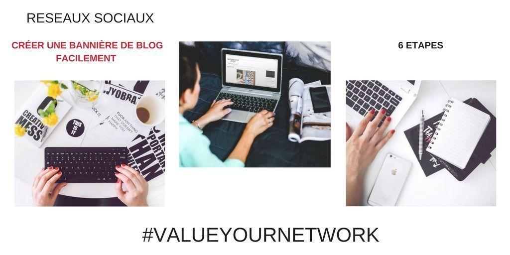 Créer une bannière de blog facilement en 6 étapes