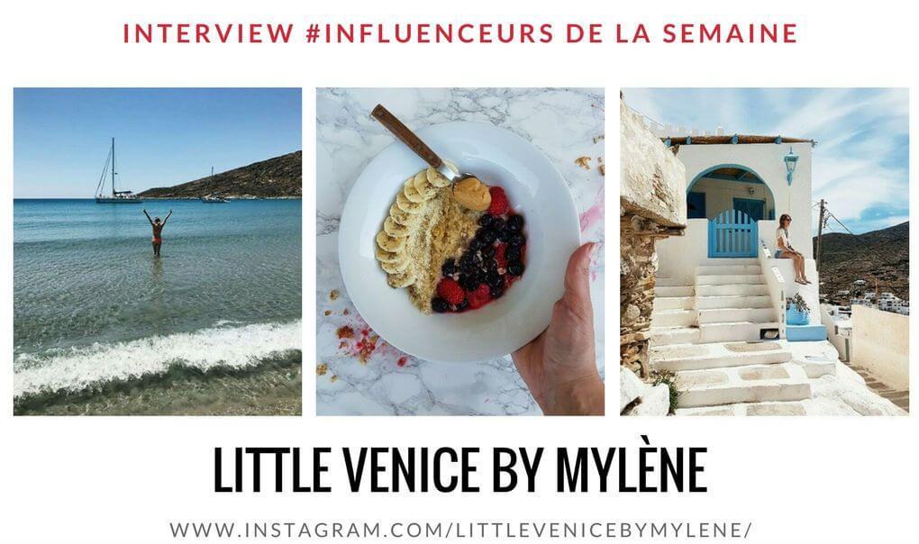 LITTLE VENICE BY MYLÈNE influenceur fitness et voyage