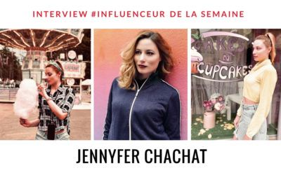 Jennyfer Chatchat influenceur mode et lifestyle