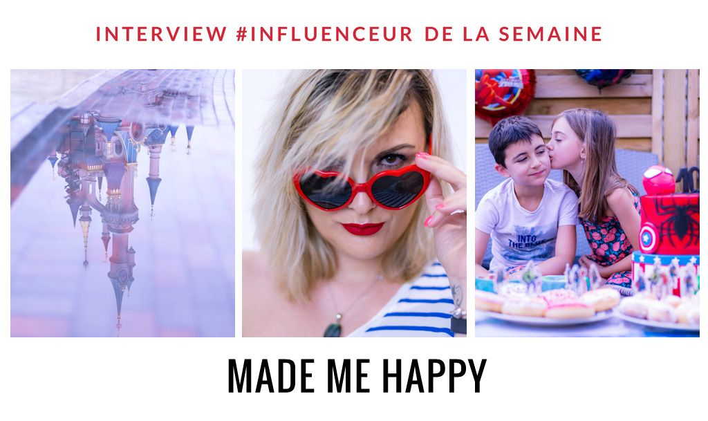 Made Me Happy influenceur lifestyle et famille