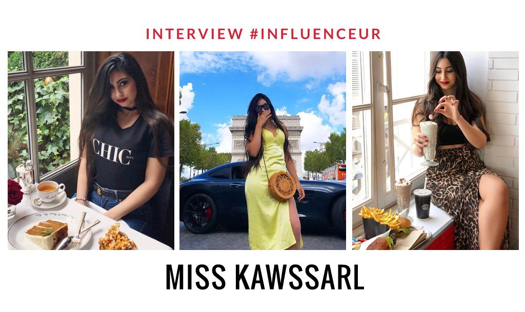 Miss kawssarl influenceuse fashion et lifestyle
