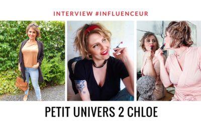 Petitunivers2chloe influenceur fashion addict