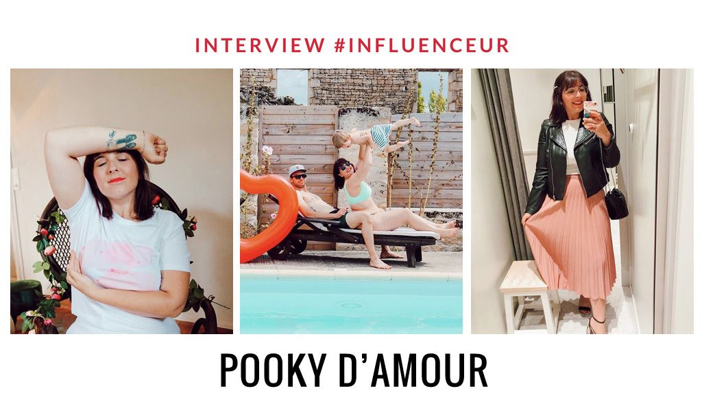Pooky D'amour influenceuse maman et lifestyle