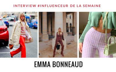 Emma Bonneaud influenceur mode