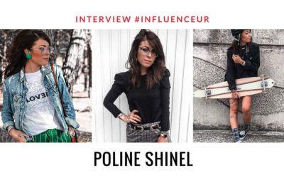 Poline Shinel influenceuse mode et lifestyle