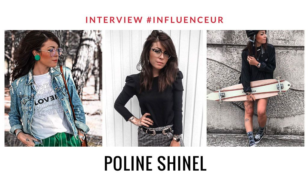 Poline Shinel influenceuse mode et lifestyle