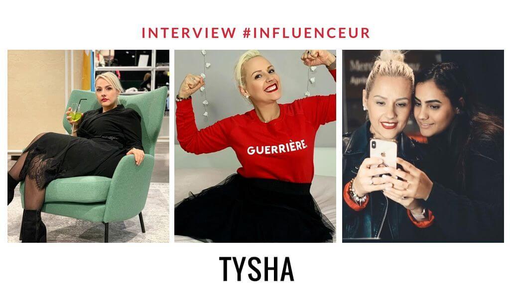 Tysha influenceur lifestyle et maman