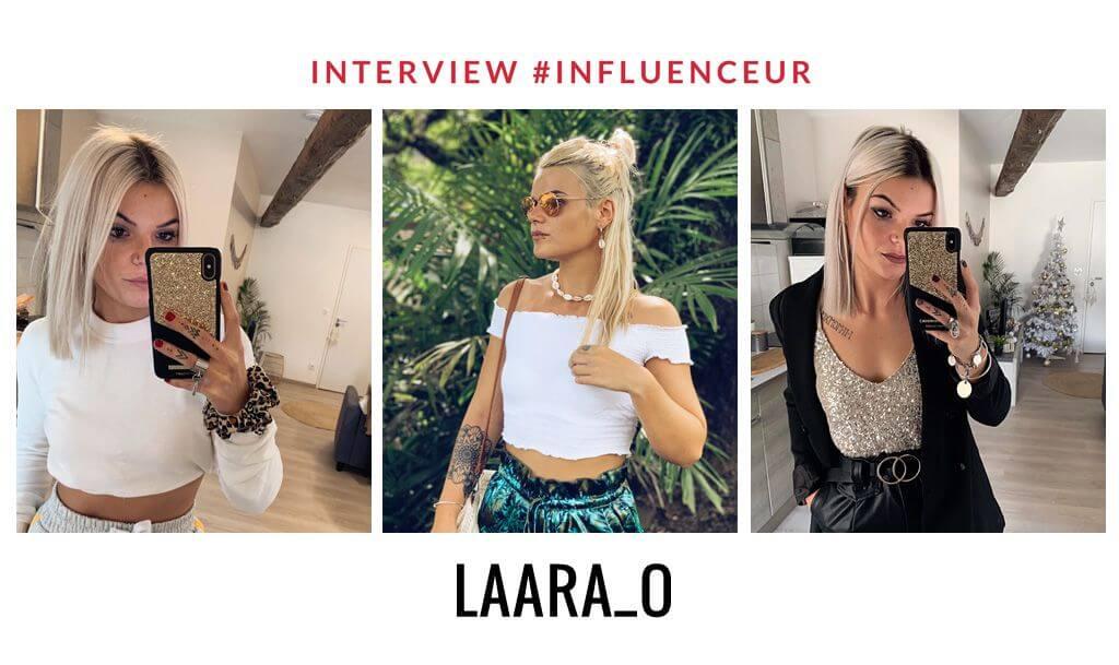 Lara Oulès influenceuse mode