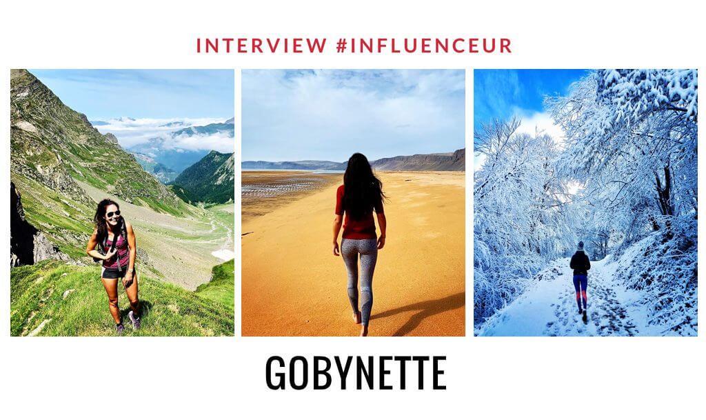 Gobynette influenceur sport aventure