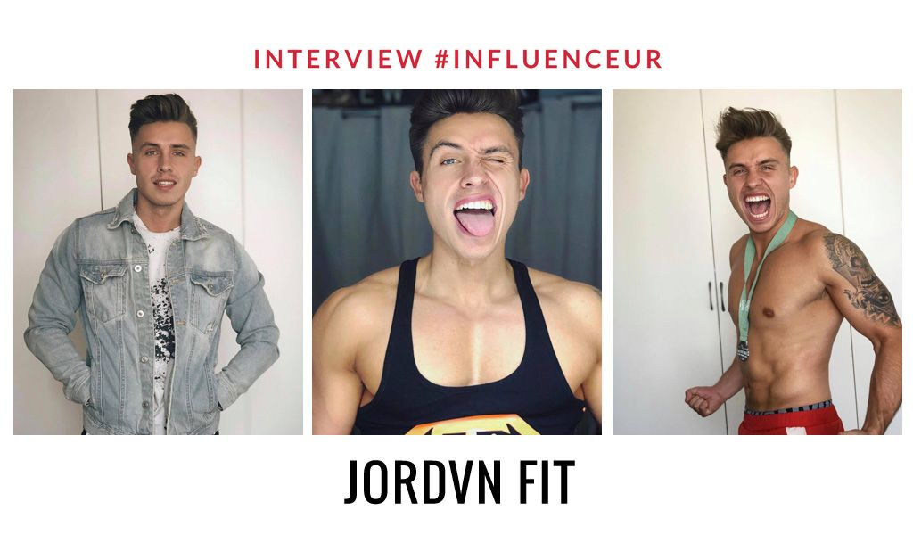 Jordvn fit influenceur fitness et lifestyle
