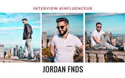 Jordan Fnds influenceur voyage