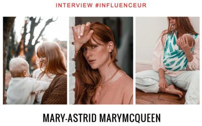 Mary-Astrid influenceur Digital Mum et Mode