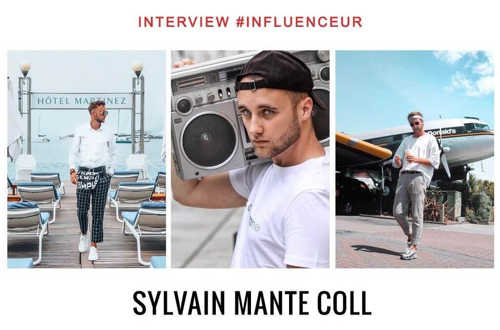Sylvain Mante Coll influenceur voyage et mode