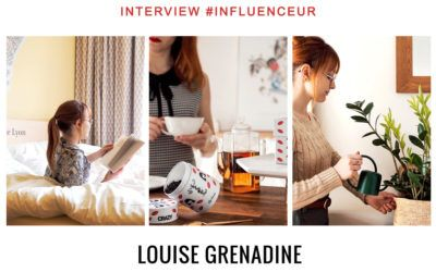 Louise Grenadine influenceuse instagram lifestyle