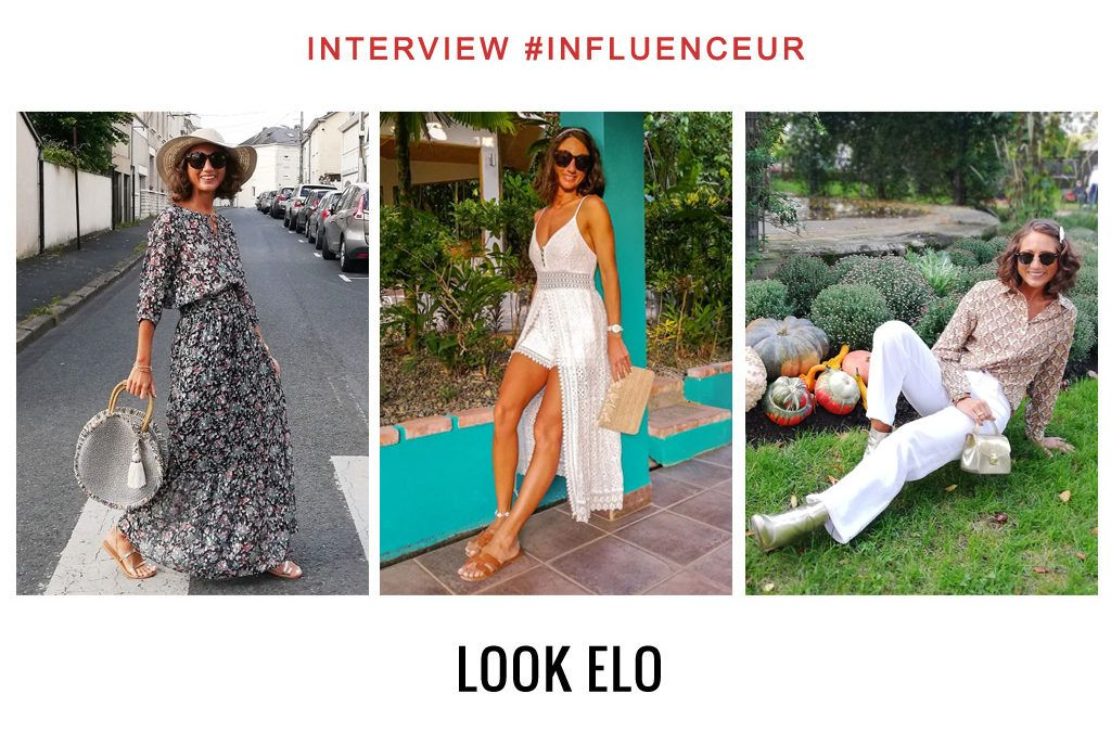 look elo influenceuse mode et voyage