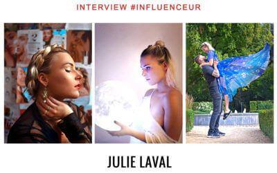 Julie Laval influenceuse Photographie et Beauté