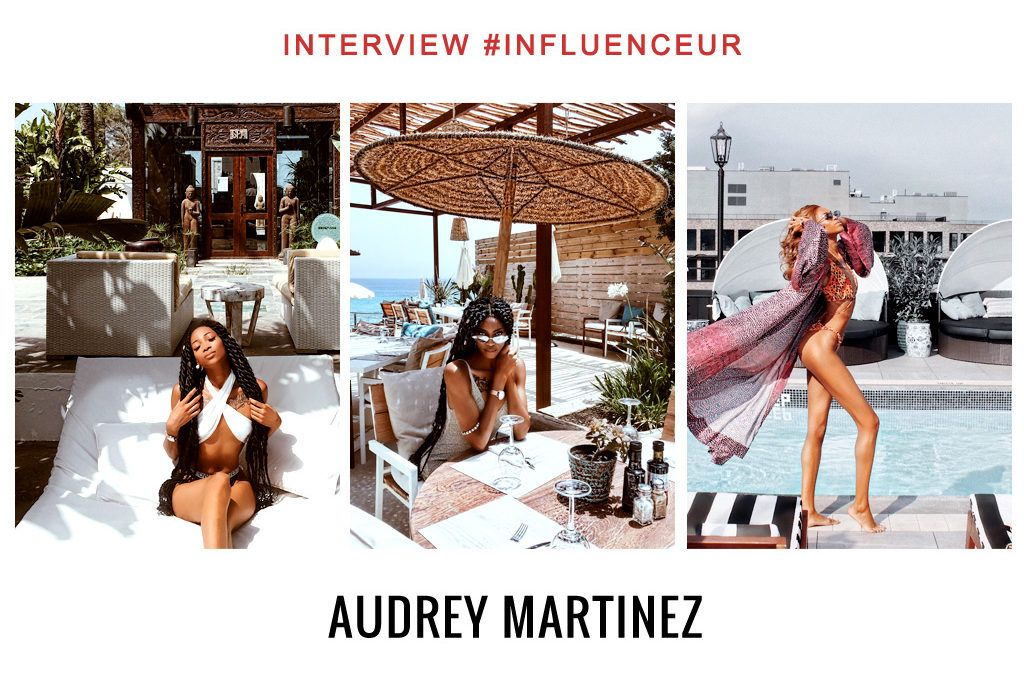 Audrey Martinez influenceuse lifestyle et mannequin