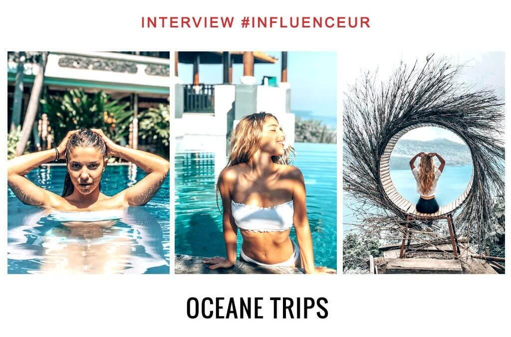 Oceanetrips influenceuse voyage et lifestyle