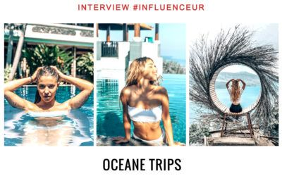 Oceanetrips influenceuse voyage et lifestyle