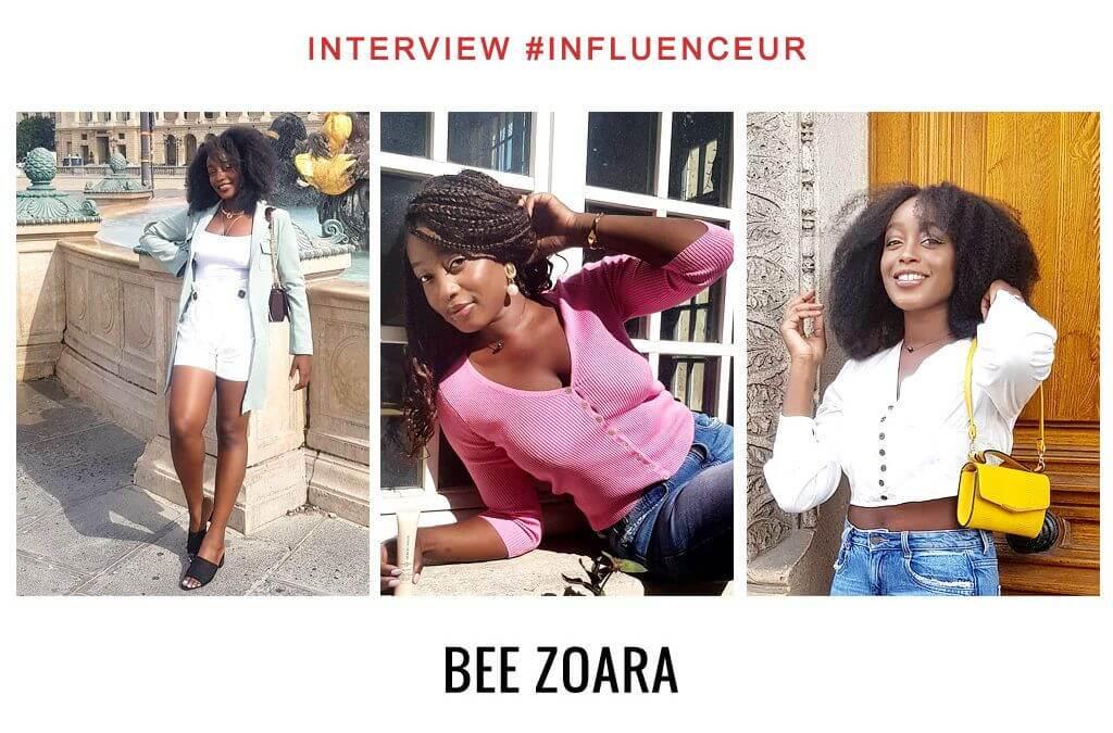 Bee Zoara influenceuse Lifestyle et Travel