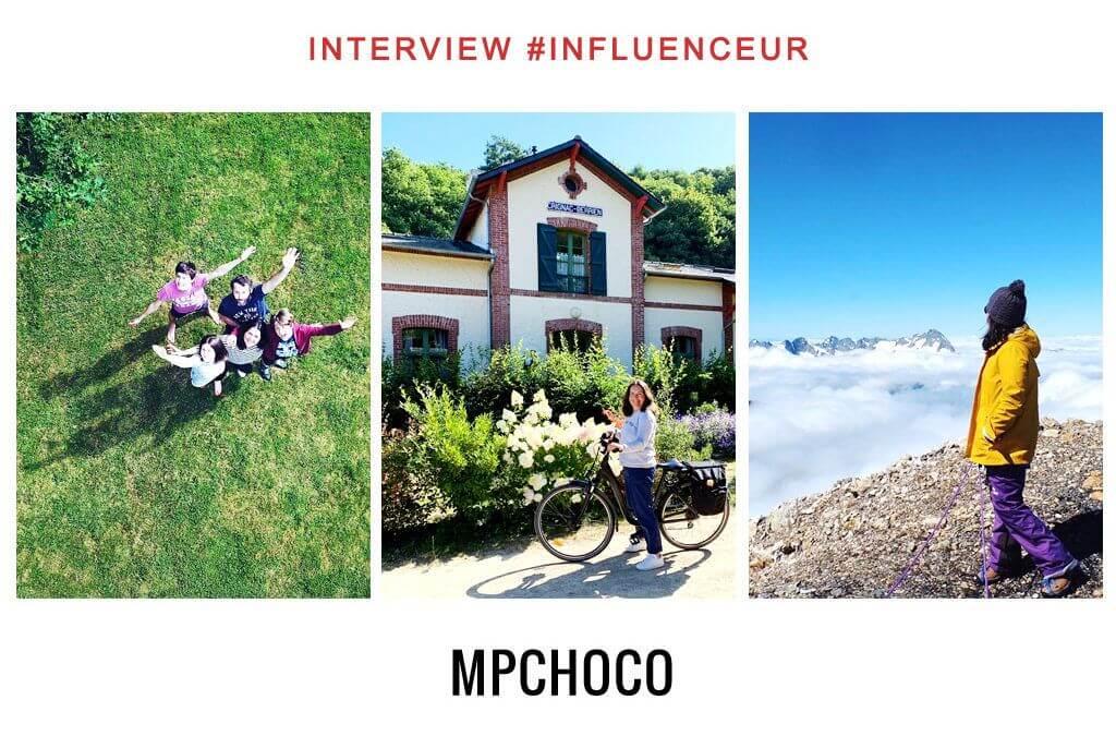 Mpchoco – Céline influenceuse voyage et famille