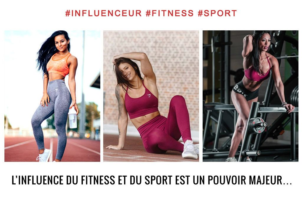 influenceurs fitness et sport sur instagram